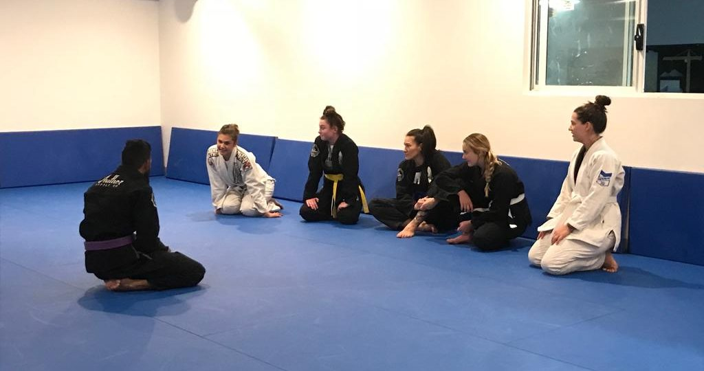 female only BJJ